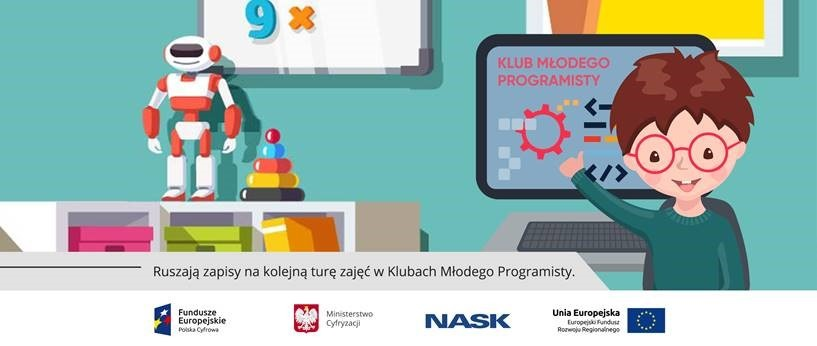 klub mlodego programisty